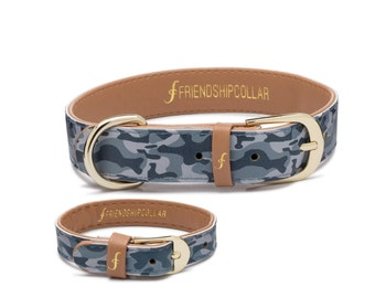 G. I Pooch - Dog FriendshipCollar and matching friendship bracelet