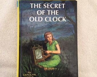 Vintage Nancy Drew Book