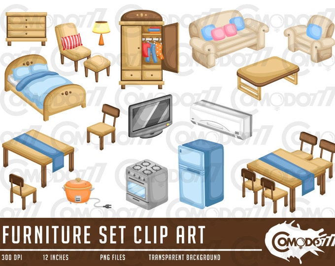 Living Room Furniture Clipart Welcome To19 Bedroom