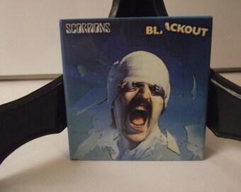Scorpions Concert Button