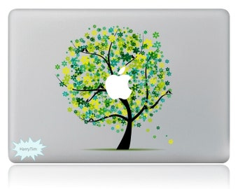 New tree decals mac stickers Macbook decal macbook stickers apple decal mac decal stickers 17