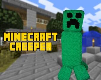 Stuffed Minecraft Creeper