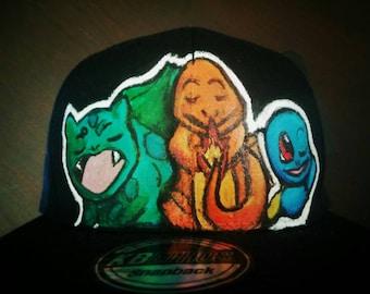Starter Pokemon Snapback