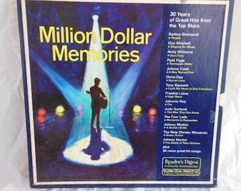 Million Dollar Memories - Readers Digest Record Set - 9 Albums