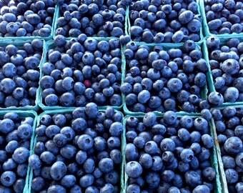 Farm Market Blueberries Farm To Table Kitchen Decor Restaurant Decor Country Kitchen