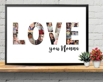 Digital Love Print
