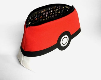 Pokemon Pokeball Bag