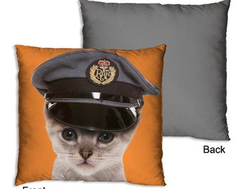 Pillow Cat Orange
