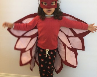Owlet costume (express shipping item will arrive before Christmas)