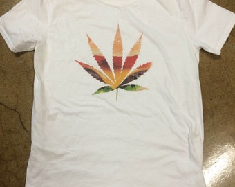 Weed burger t-shirt
