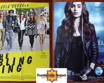 POSTER The Bling Ring / The Mortal Instruments