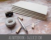 Midori, Notebook, Refills - A5