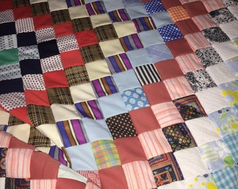 Polyester quilt