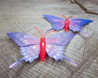 Butterfly Magnet ~2 pieces #100888