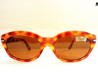 PERSOL RATTI 830 tortoise frame NOS vintage sunglasses