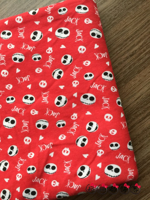 Kids cartoon cloth clothing fabrics jack fabric for tissue for Fabric for kids clothes