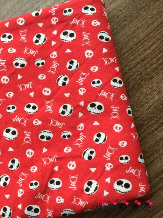 Kids cartoon cloth clothing fabrics jack fabric for tissue for Kids apparel fabric