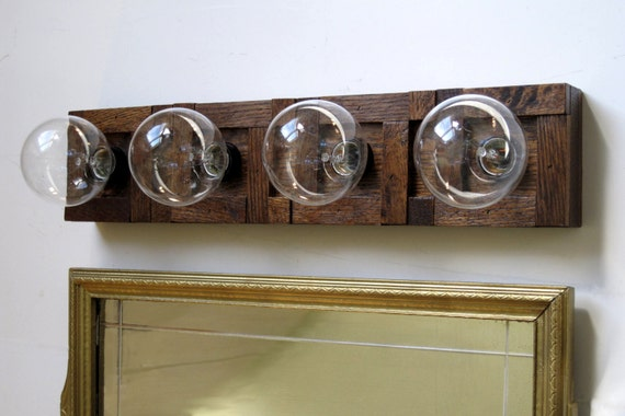 Light Fixture Vanity for Bathroom Wall Mirror Custom 4
