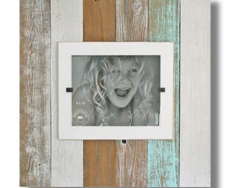 8 x 10 picture frame cape cod style xl reclaimed wood picture frame