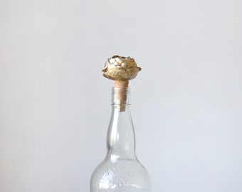 Bottle stopper Flower