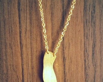 SALE....Dainty California Necklace