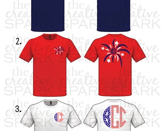 Memorial Day / July 4th / Labor Day Shirts