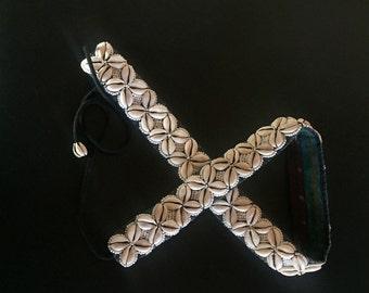 Cowrie Shell Belt