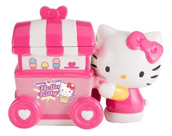 Hello Kitty Cookie Jar