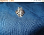 30%OFF filigree sterling silver  ring 925 size 5   great condition