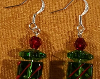Christmas Presents Earrings