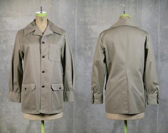 Workwear Jacket Shirt • Vintage Workwear •Sero Shirtmakers • Vintage 1960s • Size 40