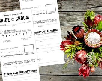 Wed Libs / Wedding Game / Digital File