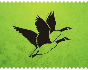 Two Flying Geese - Last Chance to BUY!