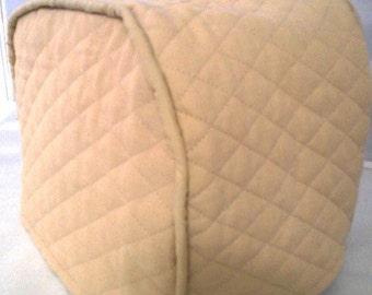 Beige 2 Slice Toaster Cover