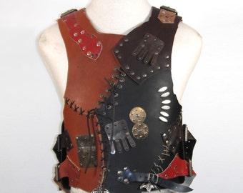 Goblin armor, medieval fantasy, larp