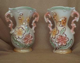 Vintage Vases; Brazilian Vases