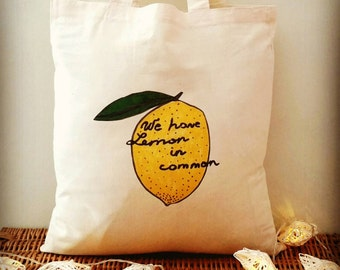 Cotton Tote bag for shopping