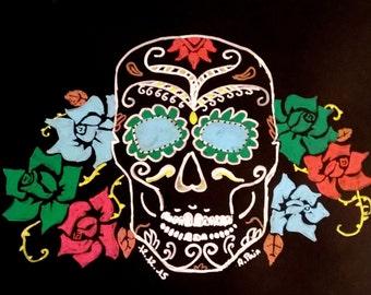 Mexican skull (mexican skull)
