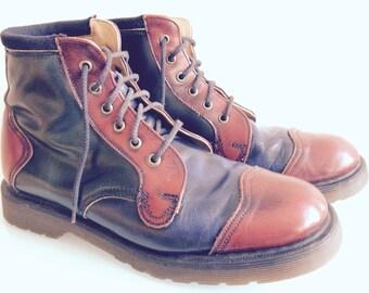 Vintage John Fluevog X Dr. Martens Boots size US 10 / UK 9