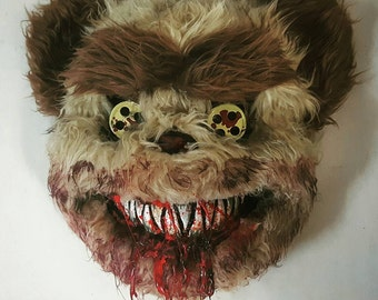 Gory Grizzlies Workshop- Terror Ted Mask