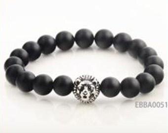 10mm Gemstone Bead Bracelet