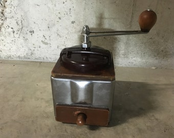 Peugeot brothers coffee grinder