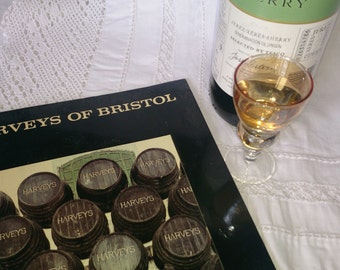 Book about the history of Harvey's sherry, from Harvey's of Bristol.
