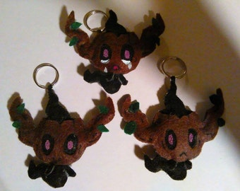 Phantump Plush Keychain