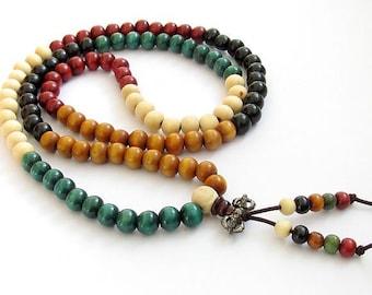 216pc mala beads