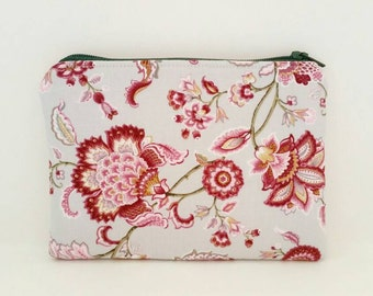 Coin purse,Makeup pouch, Cosmetic bag