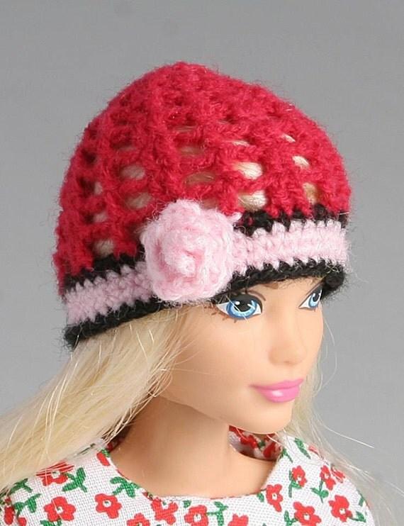 Free Crochet Patterns For Barbie Hats : Barbie crochet hat