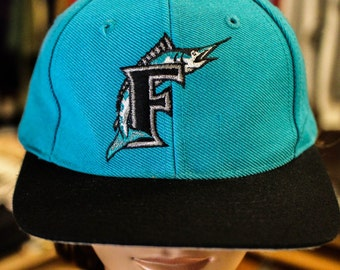 Florida Marlins snap hat DS with out tags