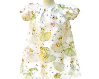 "Little vintage ladies ,Clothing for baby girls,  Size 0-3 months,   ""Ready to ship,""  Summer dress"