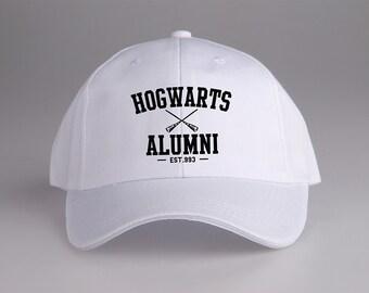 Harry Potter Hogwarts Alumni Sport Cap Baseball Cap Hat (CPS-042)
